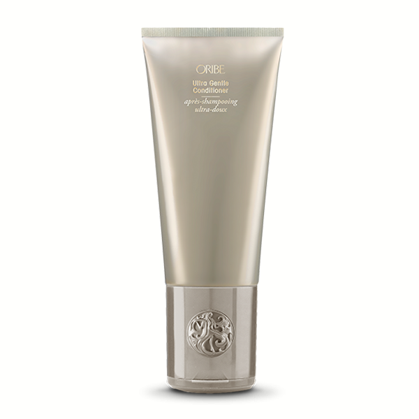 Oribe Ultra Gentle Conditioner: Deepest moisture, infuses softness and shine without weighing hair down.