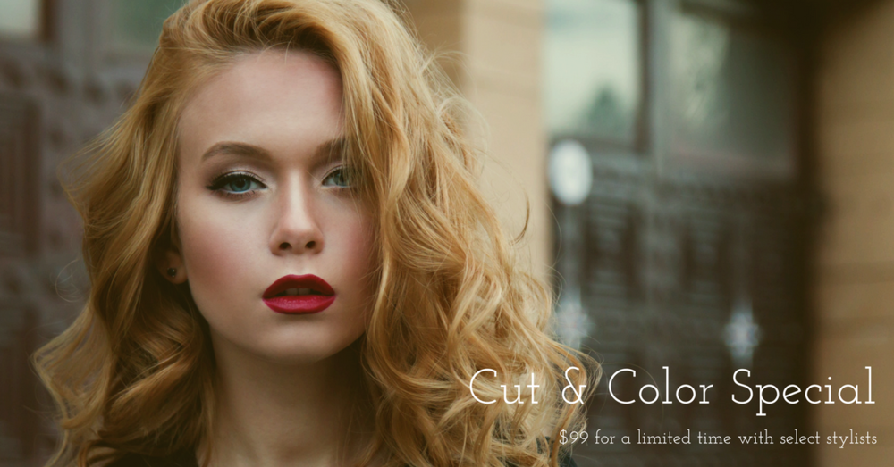 Special Cut and Color for $99 at Keri Gold Salon in Buckhead, ATL, GA.