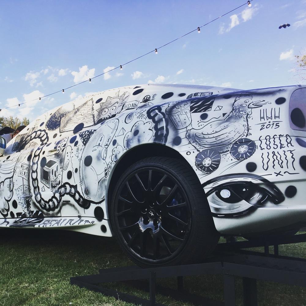 That there Maserati