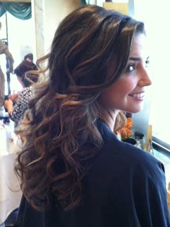 Maria Milanes Hair - Special Occasion, Wedding, Up-Do, Valencia, Los Angeles, Granada Hills