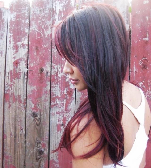 Maria Milanes Hair - Pink Rainbow Hair Color, Valencia