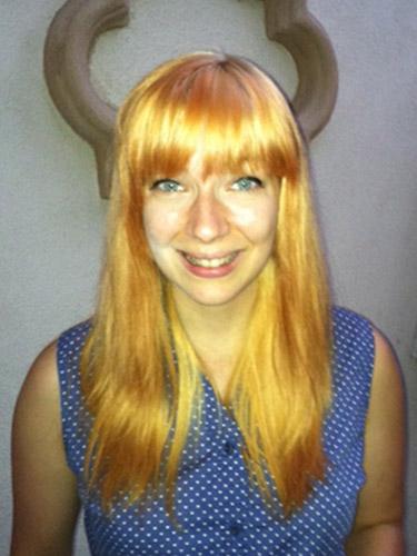Maria Milanes Hair (transition)