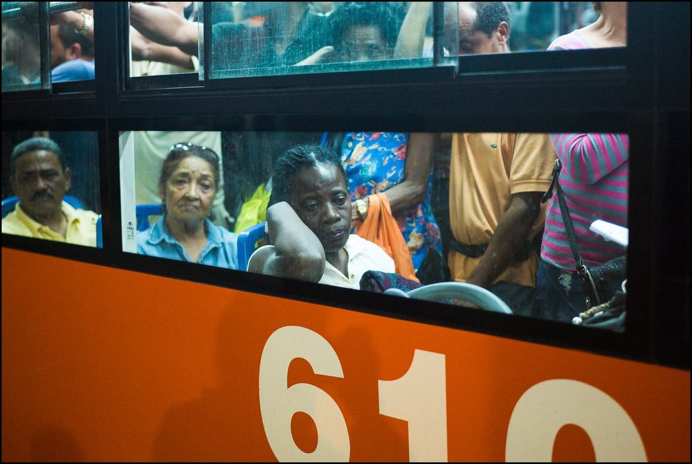 Night Bus, Old Havana