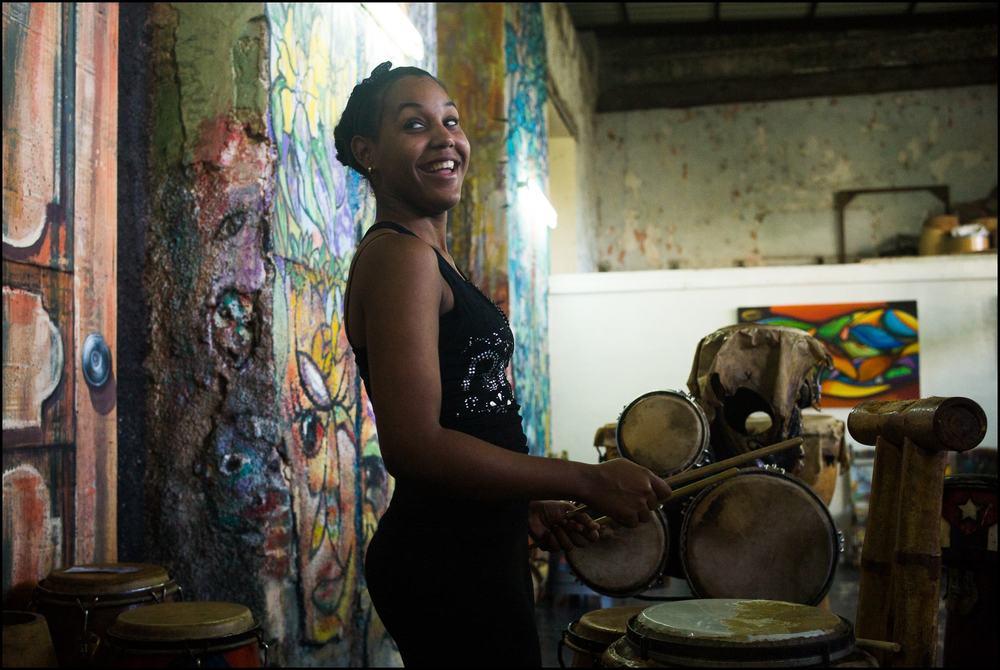 Drummer, Habana Compas