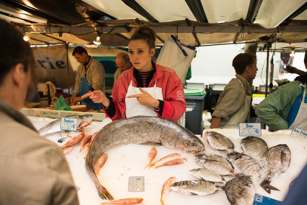 Fishmonger, Bastille