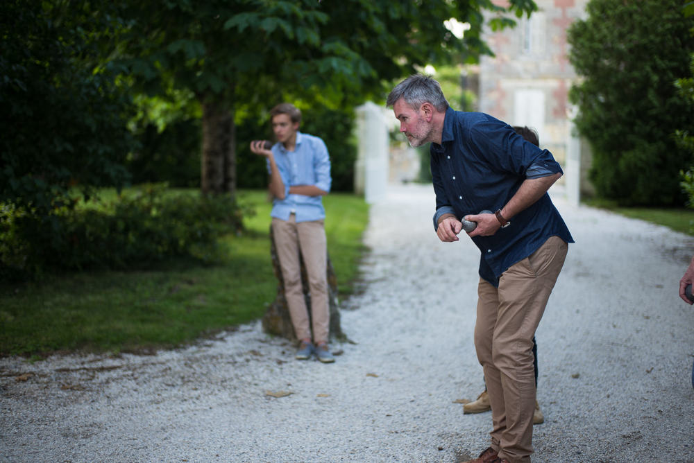 Cutthroat Petanque