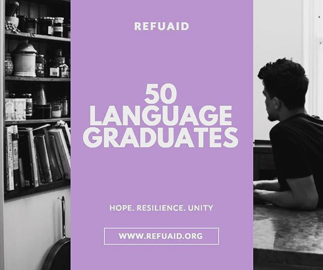 In the last 2 weeks over 50 RefuAid students have begun studying at Universities or on Access courses throughout the UK as a result of our support and students gaining the need language qualification to accept their offers.  We've been super quiet on social media as we've just been so incredibly busy but we're still here and working away to support those who've sought asylum in the UK access education and employment!  50 students! 50 lives changed and 50 very lucky universities!  Congratulations to all of the students - and enjoy Freshers 🎉