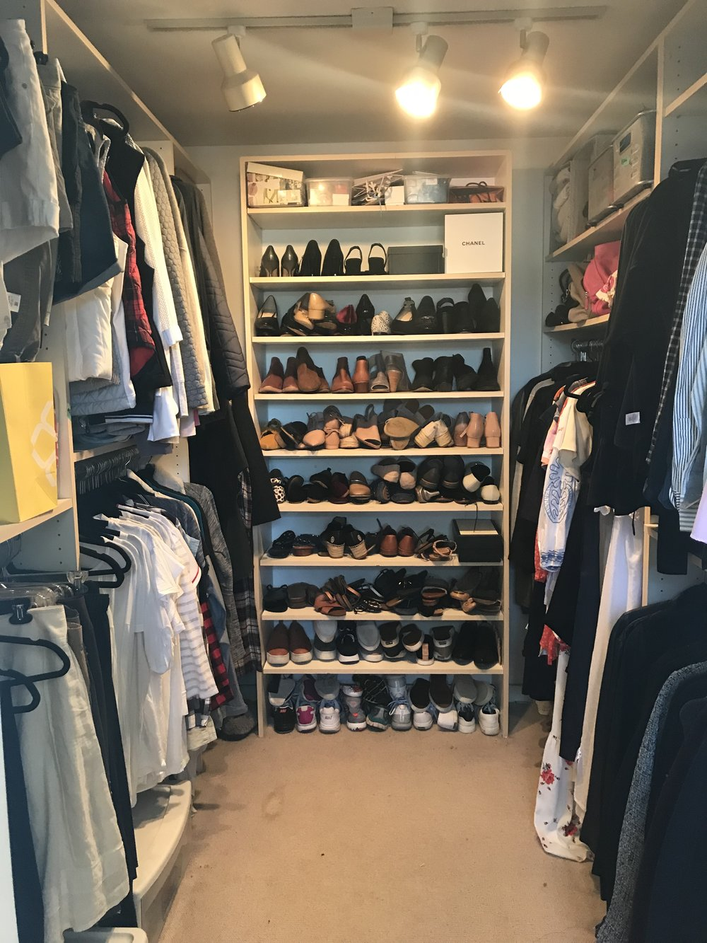 Closet Confidence Holistic Organizing