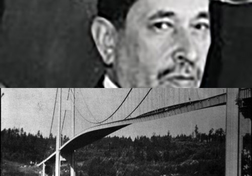 Elegance, then disaster - Leon Mosseiff, of Manhattan Bridge fame, was asked to produce a more elegant design. His very next bridge after the Golden Gate was ever too slender such that it rippled in the wind until it spectacularly failed at Tacoma Narrows.