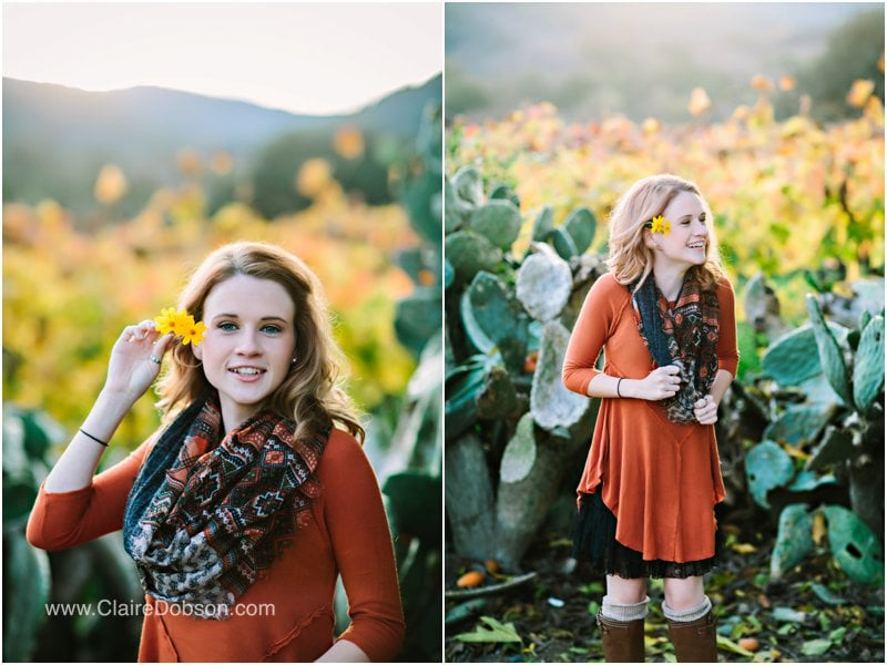 sonoma county senior photographer