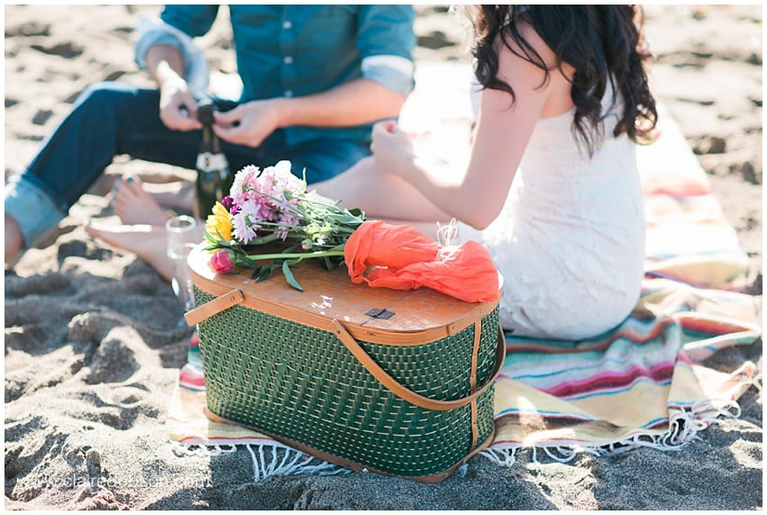 San francisco baker beach engagement session 496