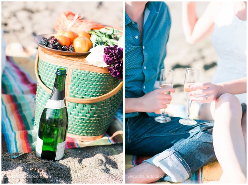 San francisco baker beach engagement session 498