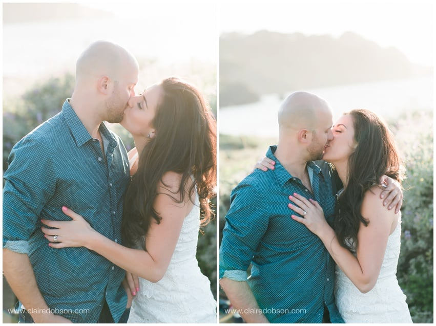 San francisco baker beach engagement session 503