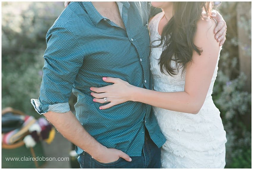 San francisco baker beach engagement session 504