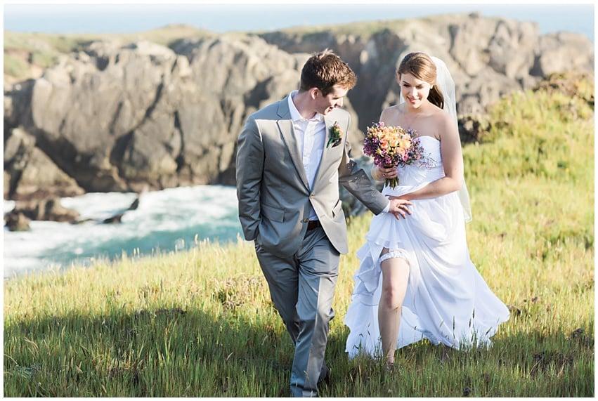 sea ranch film san francisco elopement photographer