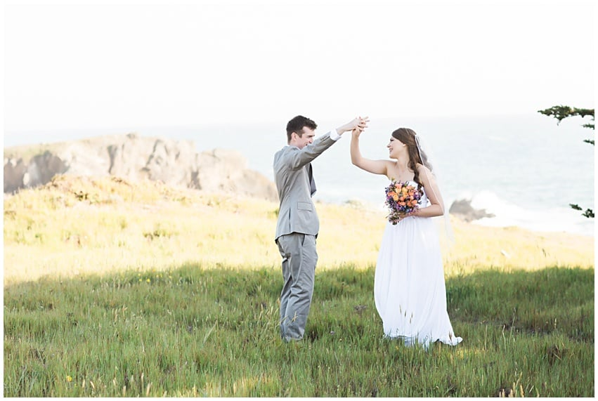 Sea Ranch Elopement521