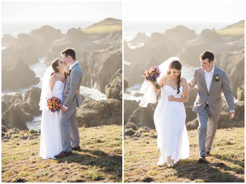 Sea Ranch Elopement522