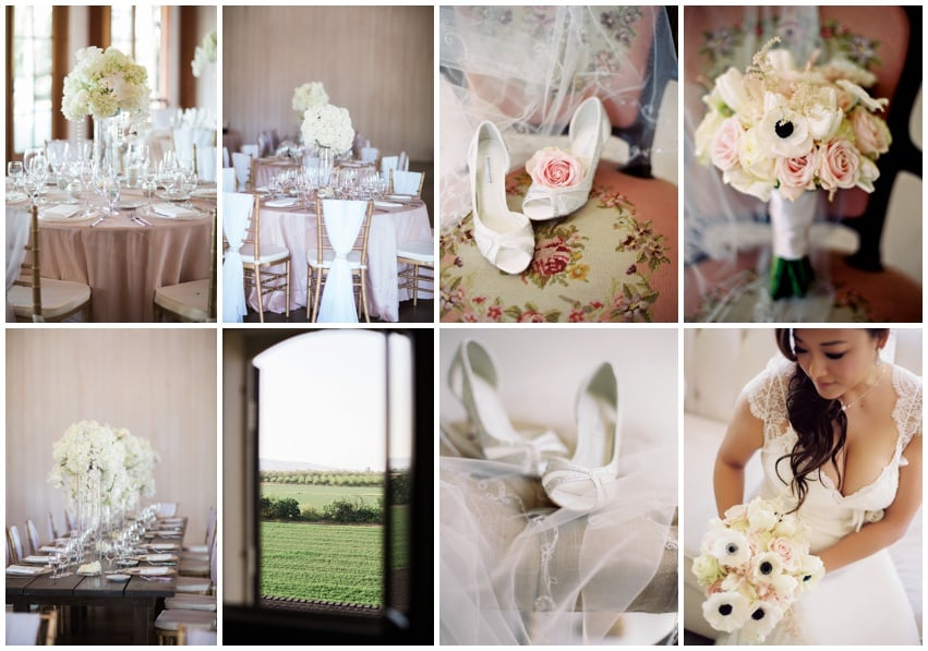 Wedding at the Inn at Park Winters