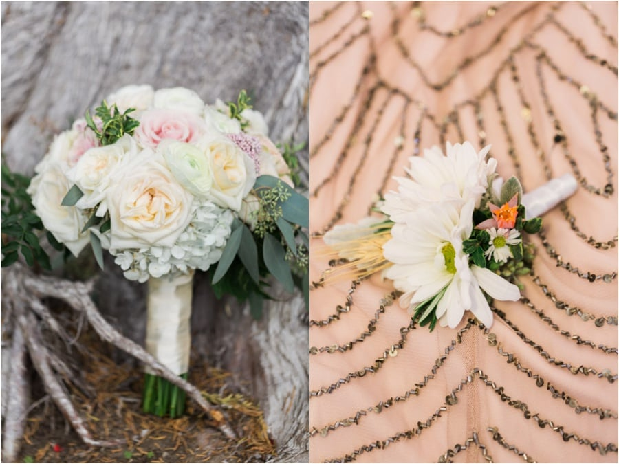 Beautiful Carmel Mission Ranch Wedding - best San Francisco wedding photographer - Claire Dobson