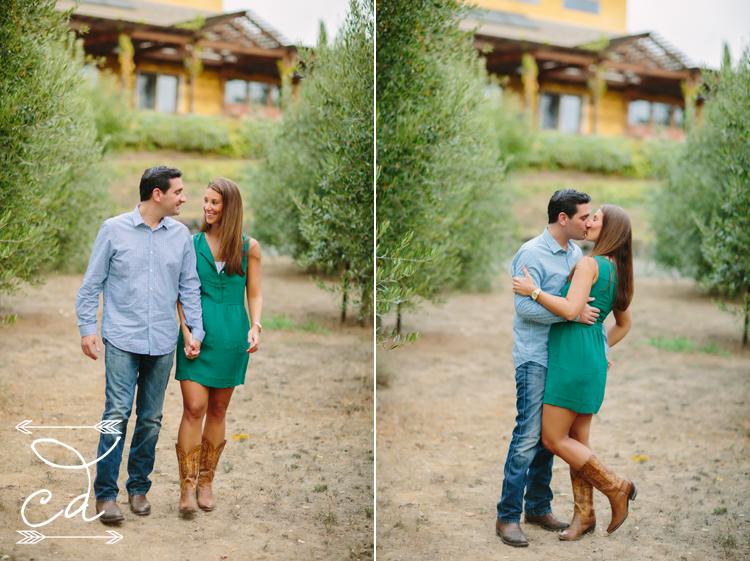 vinyard wedding photography