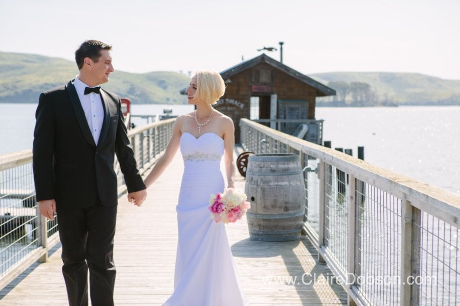 Nicks cove wedding
