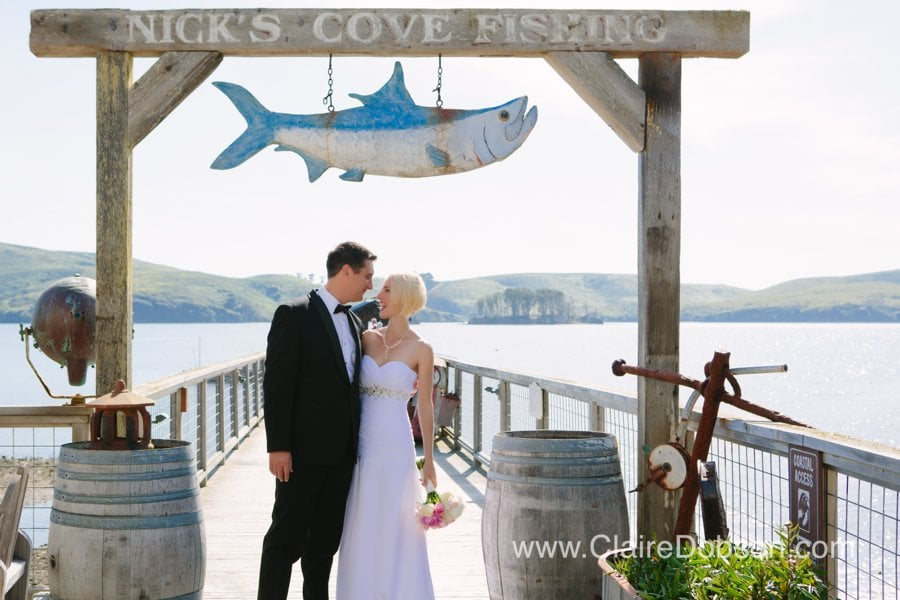 Nicks cove wedding