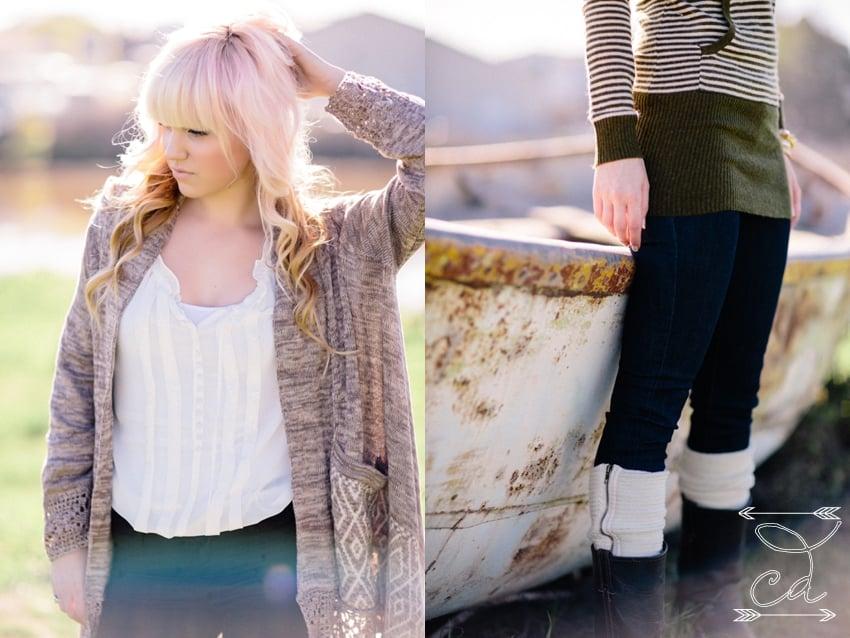 Fashion inspired teen photoshoot by ooh la loft