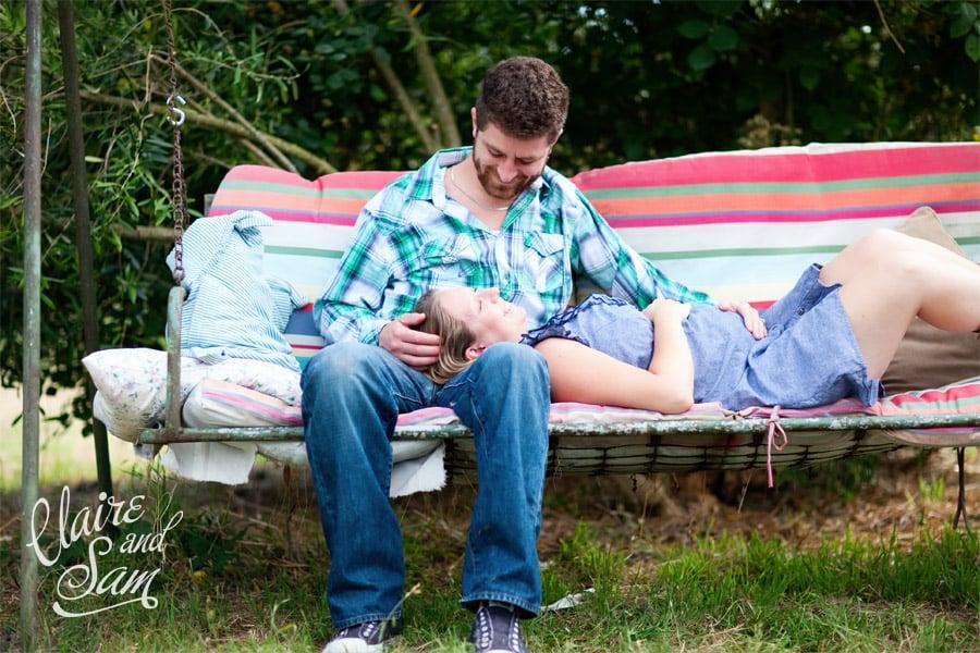 maternity pictures at petaluma farm