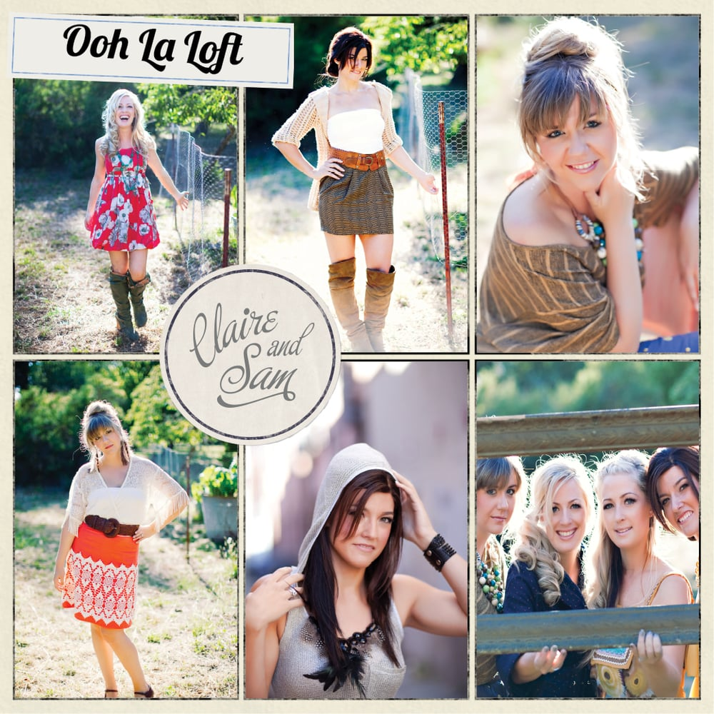 pictures of ooh la loft clothing boutique in petaluma california
