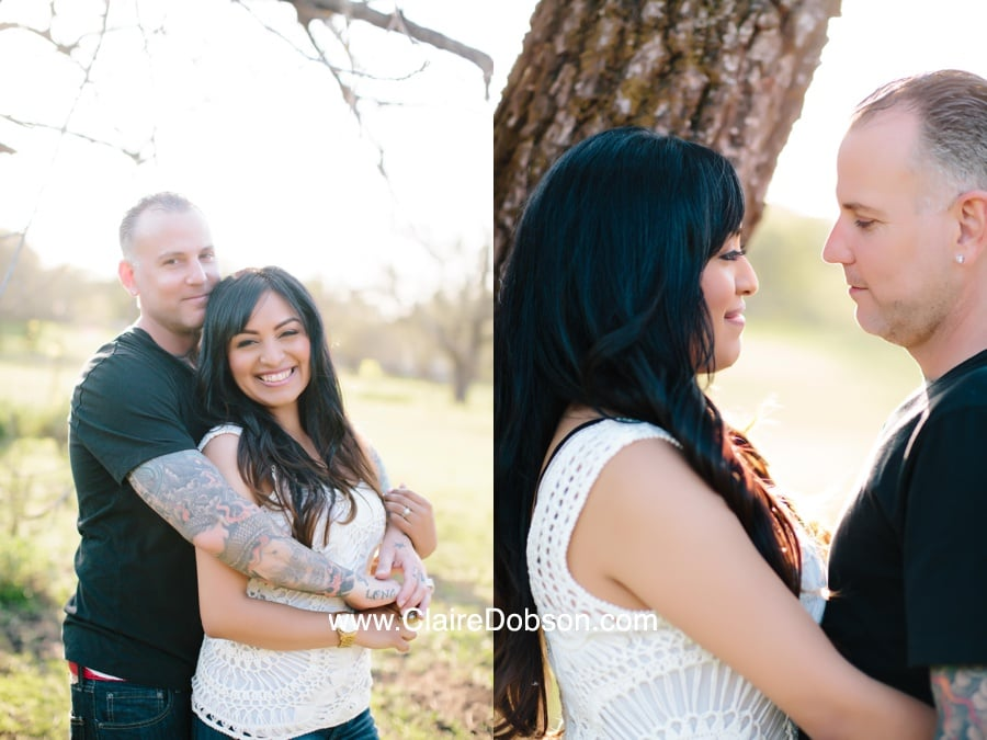 sonoma county farm engagment photography