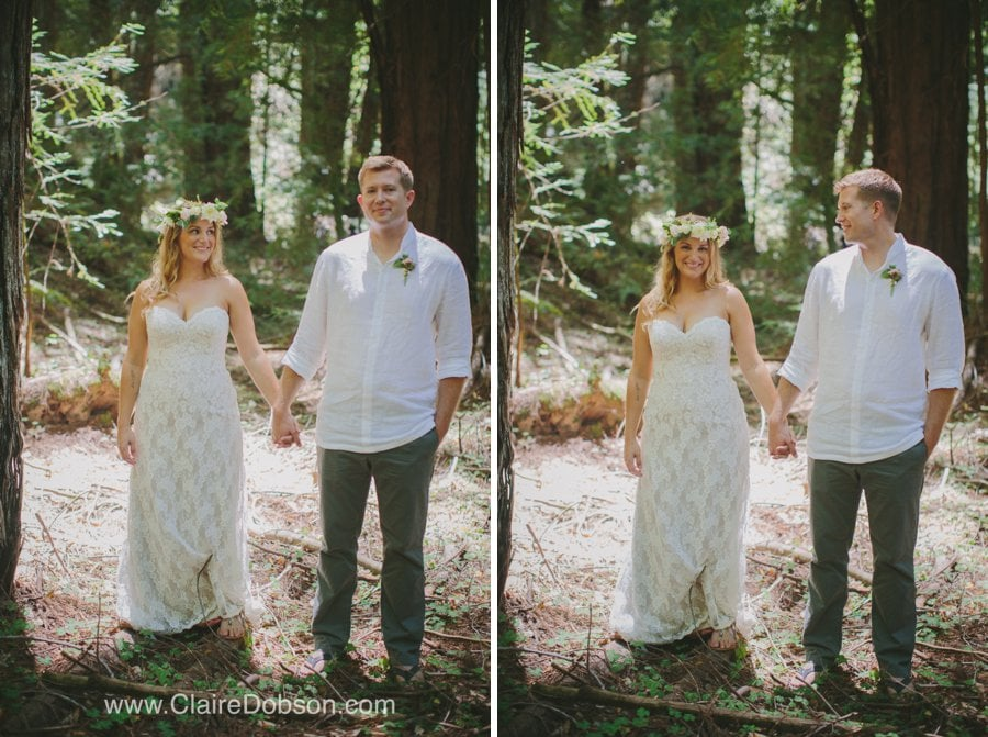 redwoods wedding photography