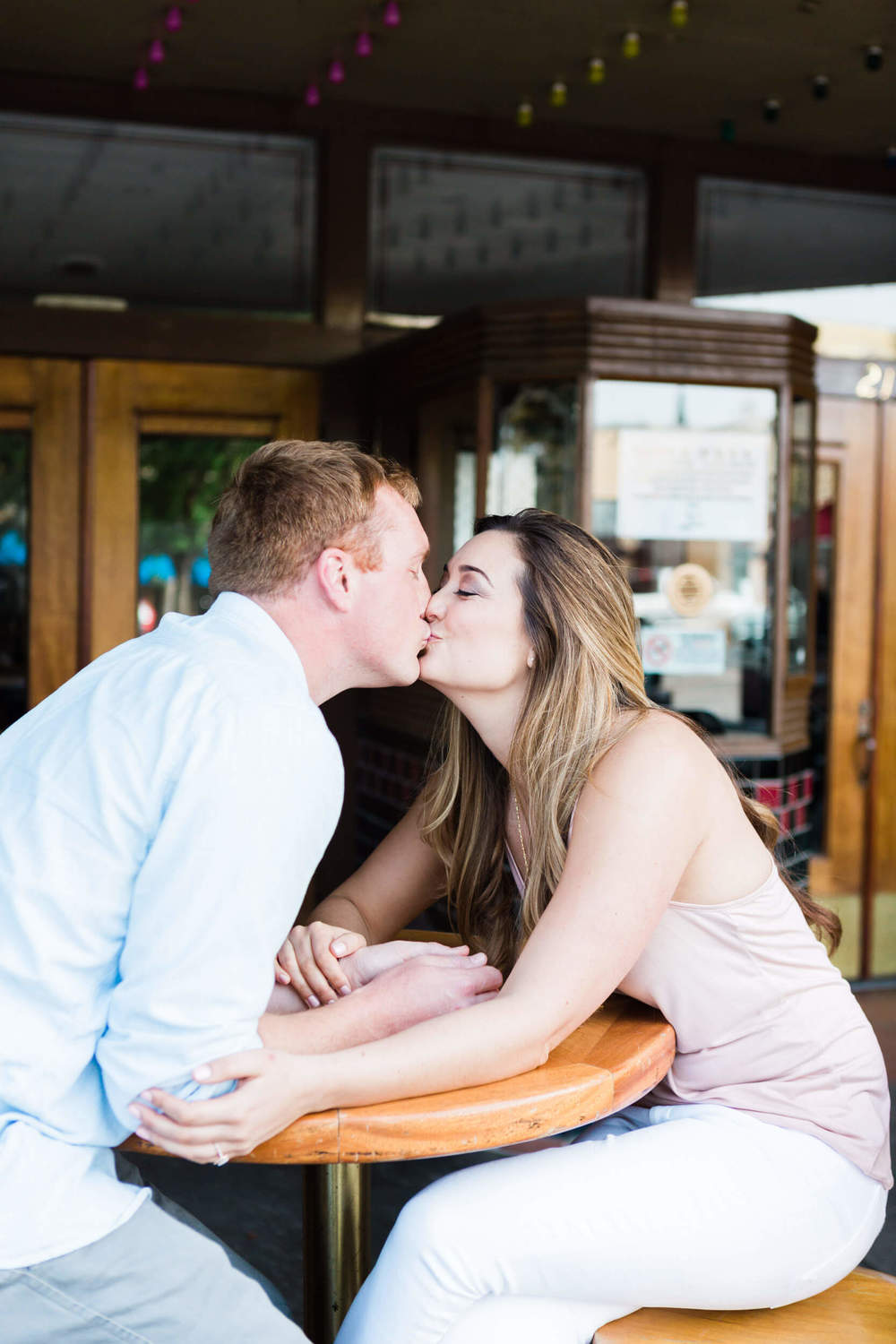 Laid back san francisco engagement session - best San Francisco wedding photographer - Claire Dobson
