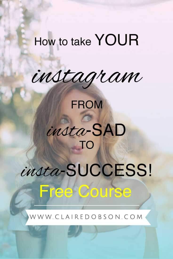 free instagramcourse start now!