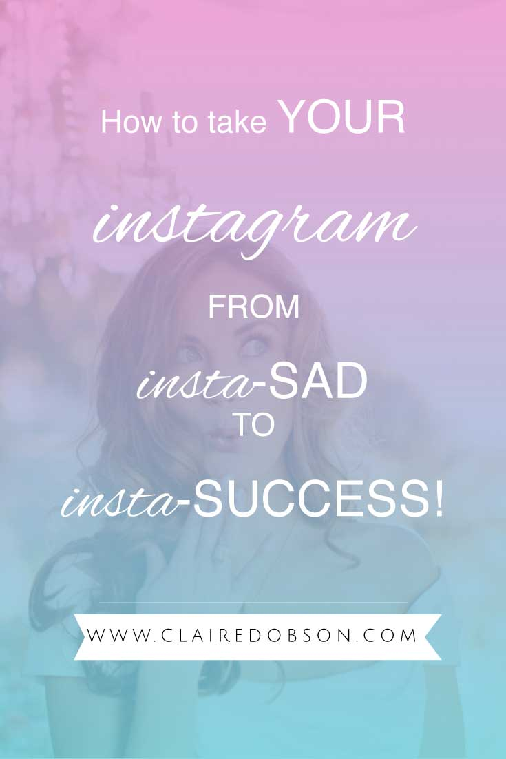 Has your instagram hit a wall and is not growing any more? Or are you having trouble even getting started, getting more followers. Learn from my real life experience on how to grow your instagram following and take my free instagram course!. I went from 900 followers to 1500 in 9 months with no fancy tricks and no huge following from Facebook or a blog.