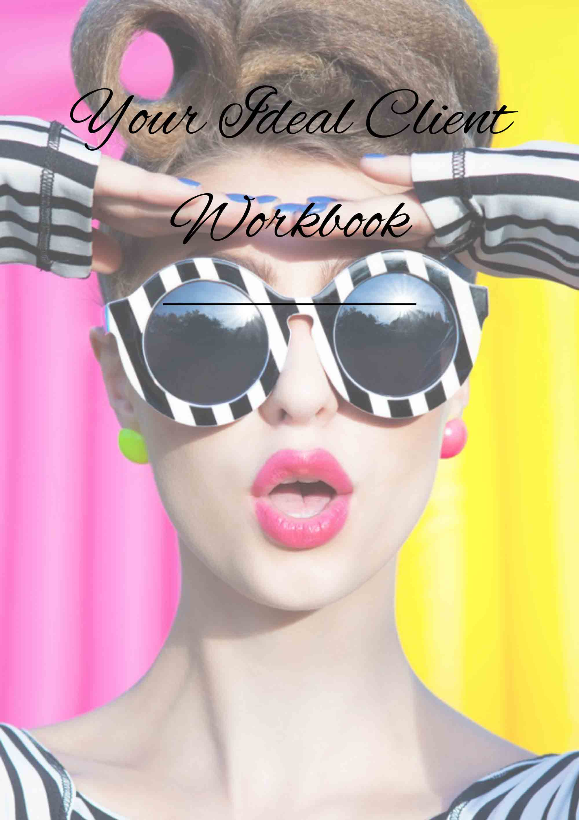 Ideal photography client free workbook