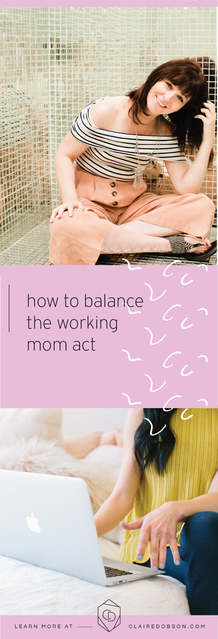 trying to balance work and #motherhood right now or preparing your business for motherhood, I want to pass along some advice I wish someone would have told me. It would have saved me hours of wasted mental energy trying to please other people and prove that I could become a successful entrepreneur, even with a newborn on my hip. #workingmom #mompreneur #momlife