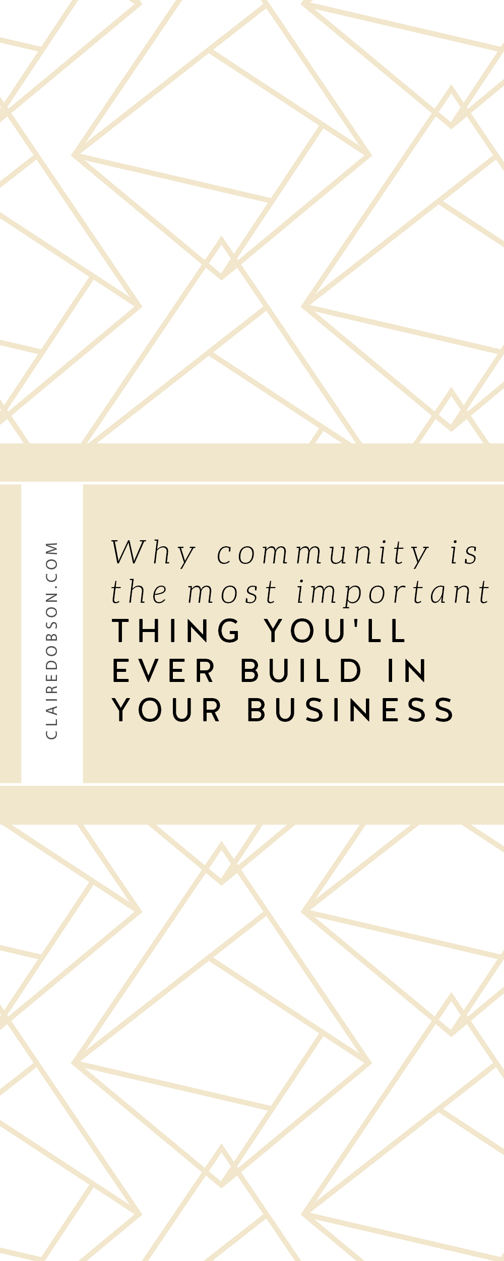 Building your unique community will set you apart from your competitors. Check out these tips on how to build a community or support for you and your business. #entrepreneurship #community