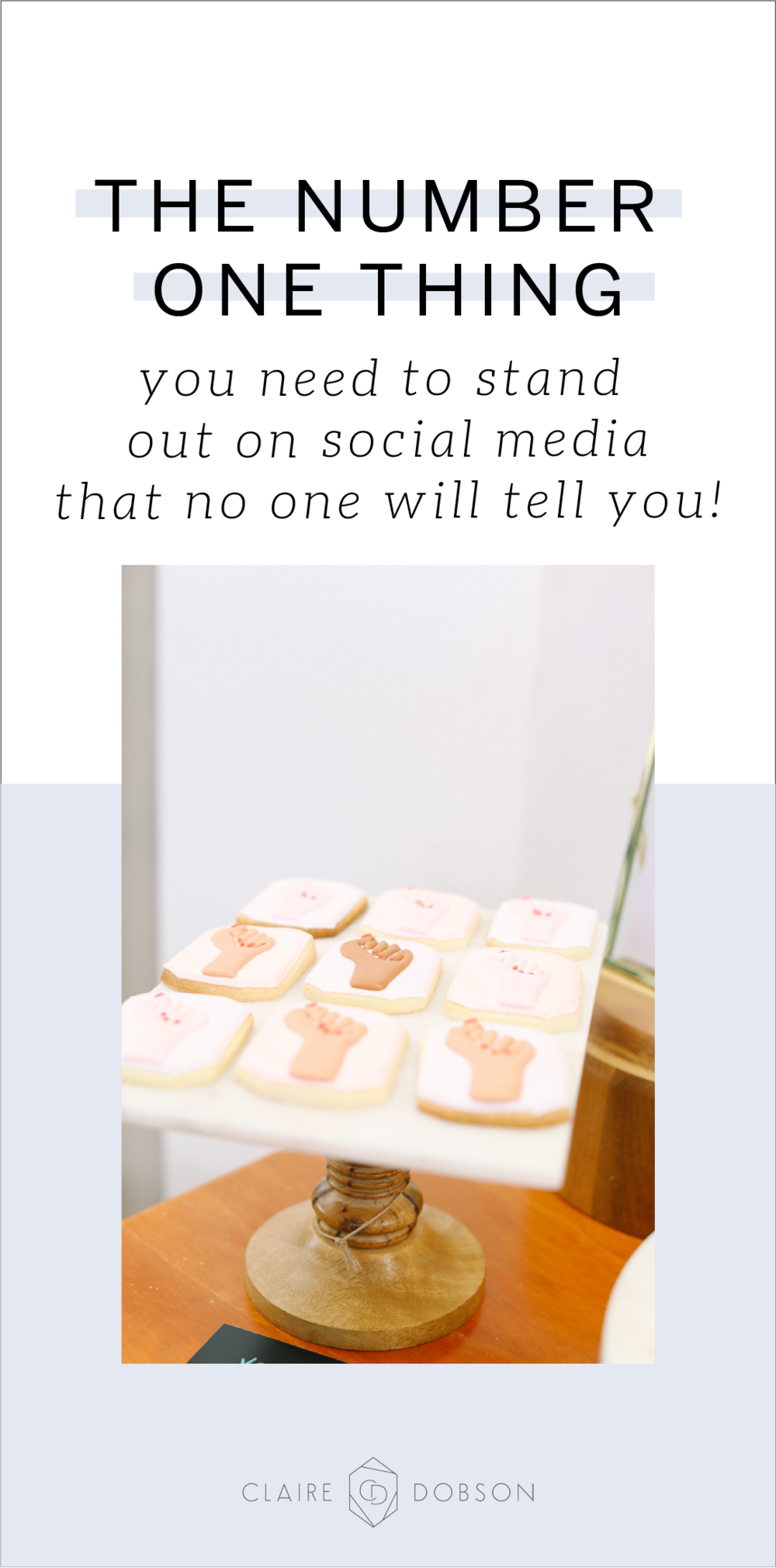 How to stand out and make your mark on social media. Learn the number one thing you need to know to stand out on social media that no one will tell you! #socialmediamarketing #instagramtips