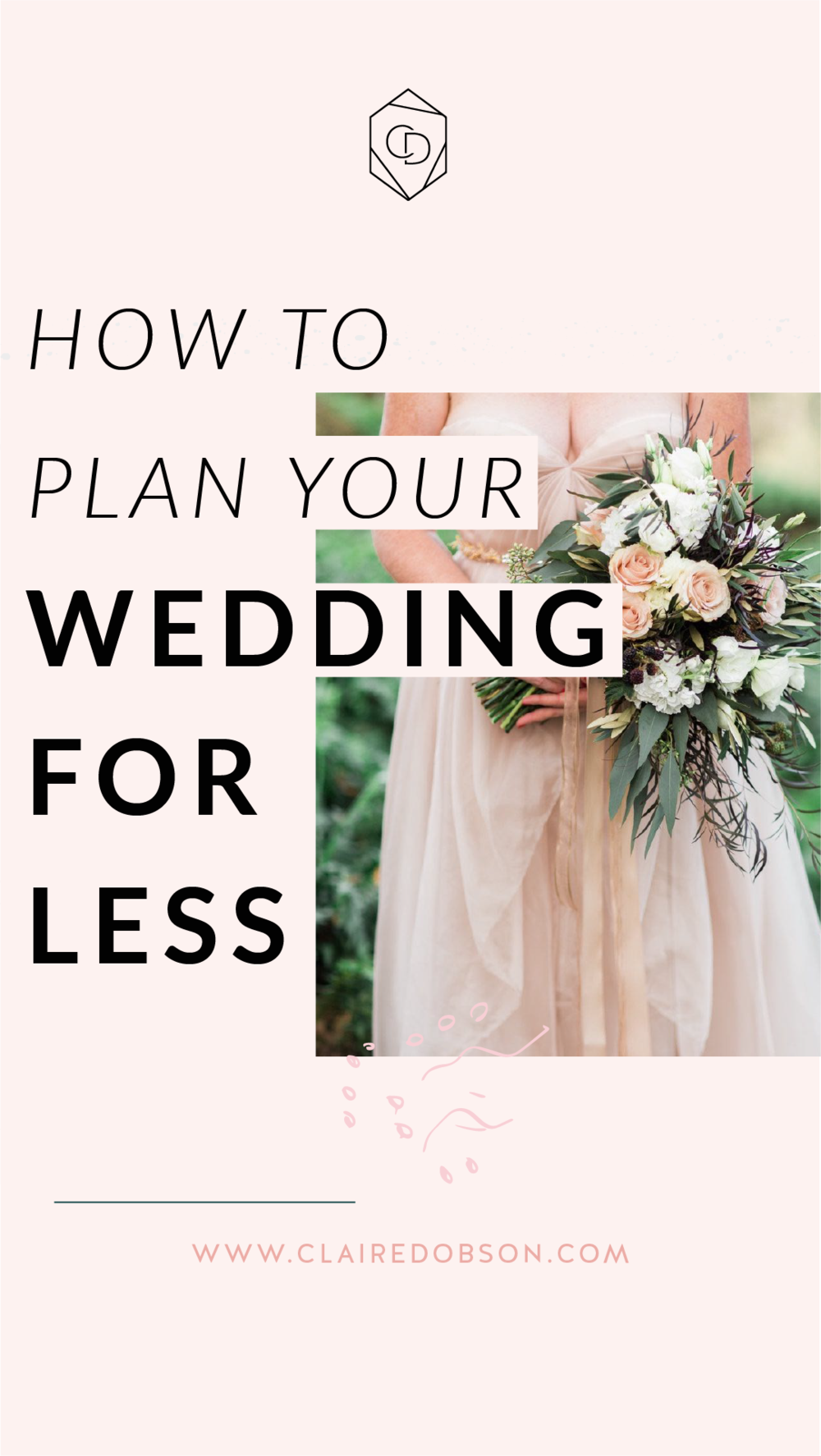 Save money on your wedding day by checking out these amazing budget wedding ideas that will still leave your guests breathless! #weddingplanning #weddingideas #weddingtips #budgetweddingideas #moneysavingtips #frugalliving