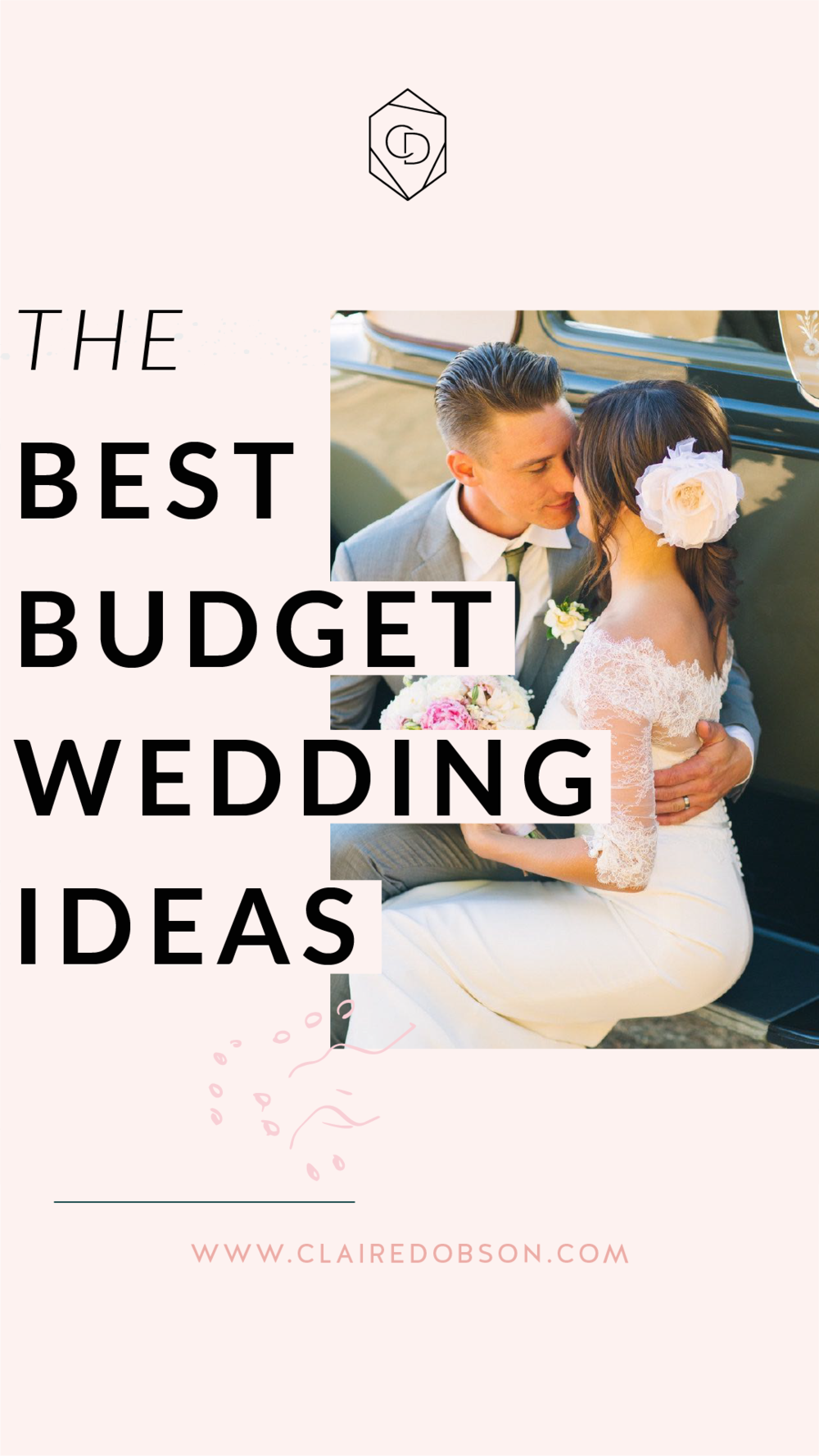 Budget wedding ideas don't mean that you have to compromise on quality. Make your wedding stand out whilst still saving money with these easy ideas #weddingplanning #weddingideas #weddingtips #budgetweddingideas #moneysavingtips #frugalliving