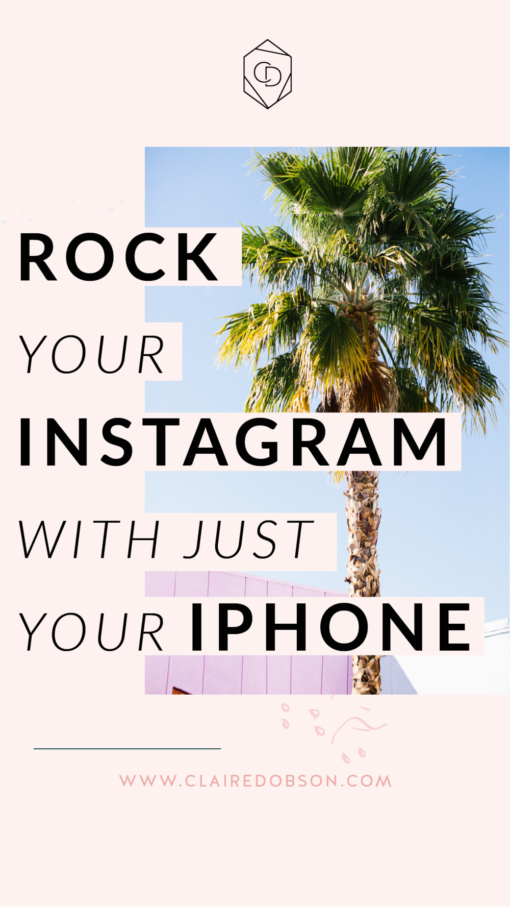 4 quick tips for shooting Instagram photos with your phone. Learn how to take beautiful photos with your iphone and post right to Instagram. The best tips and tricks to take professional looking iphone photos. #instagramtips #photographytips #photoediting #socialmediamarketing