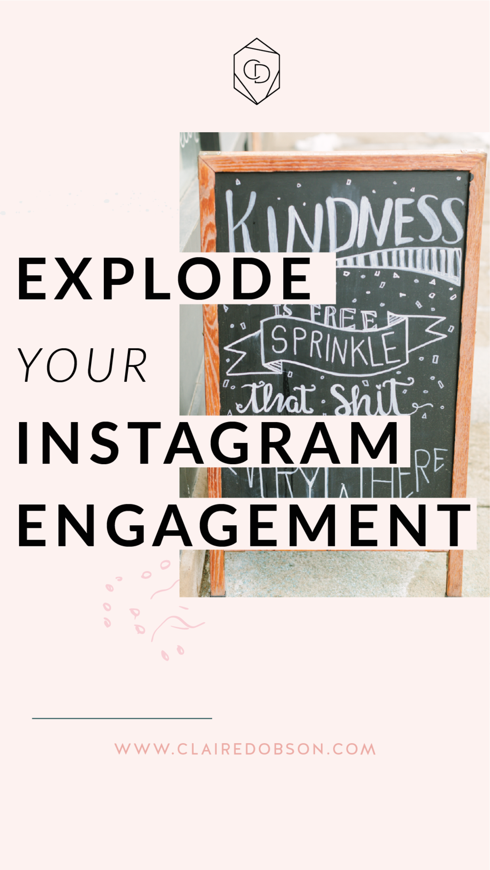5 Ways To Create More Engaging Content On Instagram | How to get more engagement on Instagram. Learn the tips and tricks to increase your Instagram engagement and organic growth from followers. #instagramtips #socialmediamarketing #contentmarketing