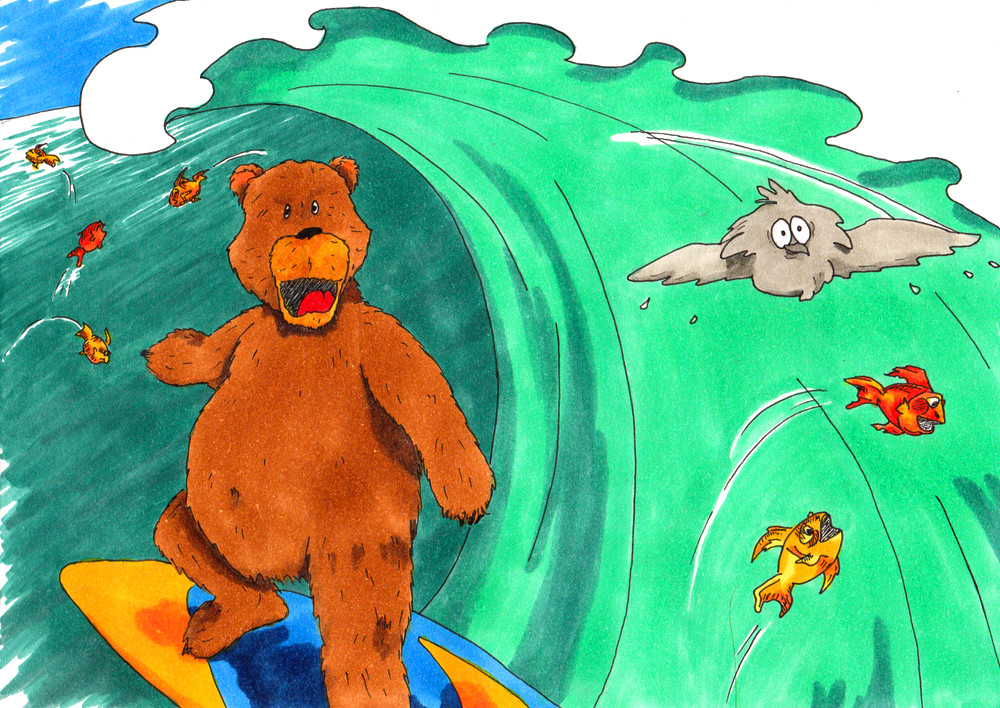 Vlad_the_Bear_surfing