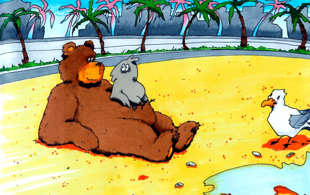 Bear_Owl_SantaBarbara_Beach