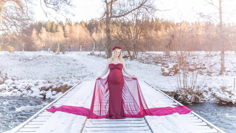Gravidfotograf Borås, Leolin Photography