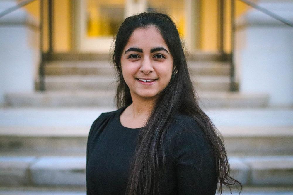 Anushka Tejwani