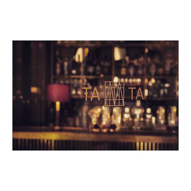 TATA, Copenhagen. Quite possibly the most enjoyable space we've ever designed. Be sure to stop by for a cocktail when in town 🍸 @tata_copenhagen