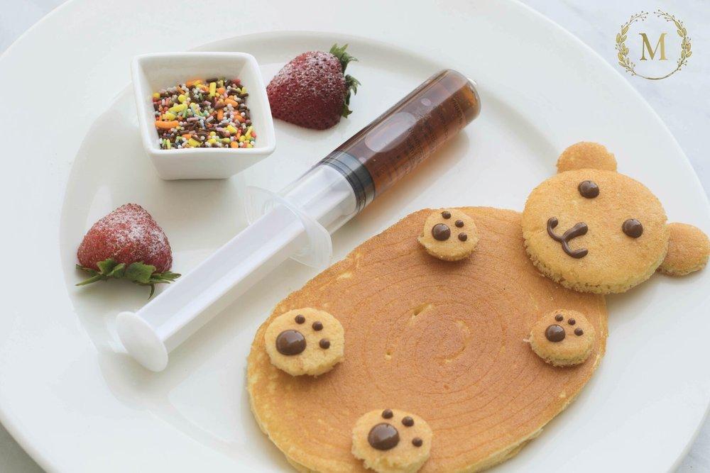 Teddy Bear Pancake