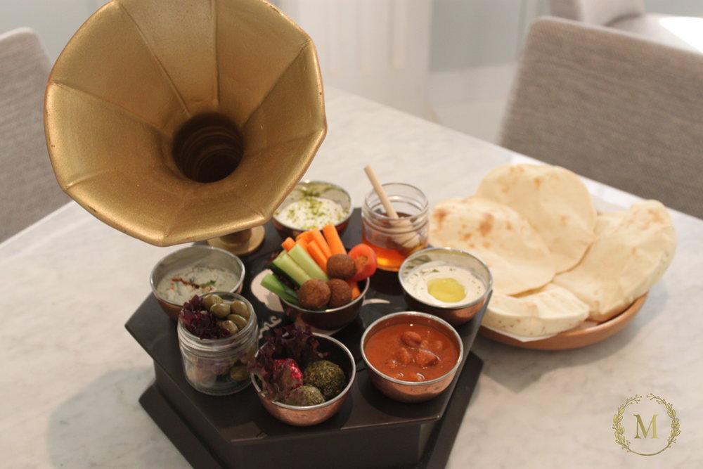 Arabic Platter