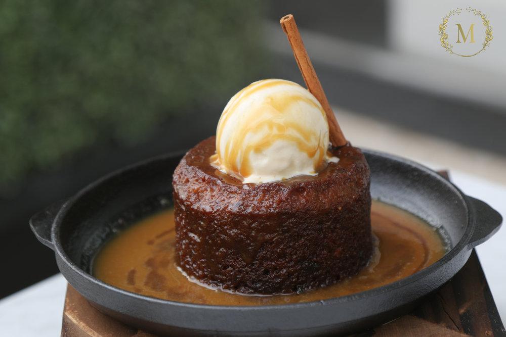 Sticky Caramel Date Cake